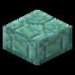 Prismarine Brick Slab JE1 BE1.png