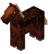 Chestnut Horse with Black Dots JE5 BE3.png