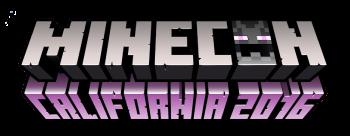 MineCon 2016 標誌
