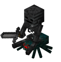 Cave Spider Wither Jockey.png