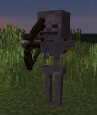 Skeleton shooting