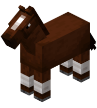 Brown Horse with White Stockings JE5 BE3.png
