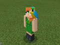 Cyan Parrot on Party Alex.png
