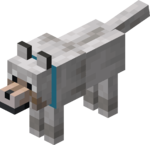 Tamed Wolf with Light Blue Collar.png