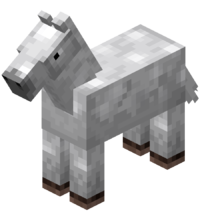 White Horse with White Spots JE5 BE3.png