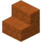 Red Sandstone Stairs JE1 BE1.png