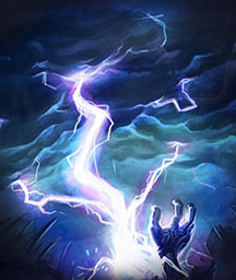 Lightning Bolt - Official Minion Masters Wiki