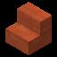 Sulfur Brick Stair