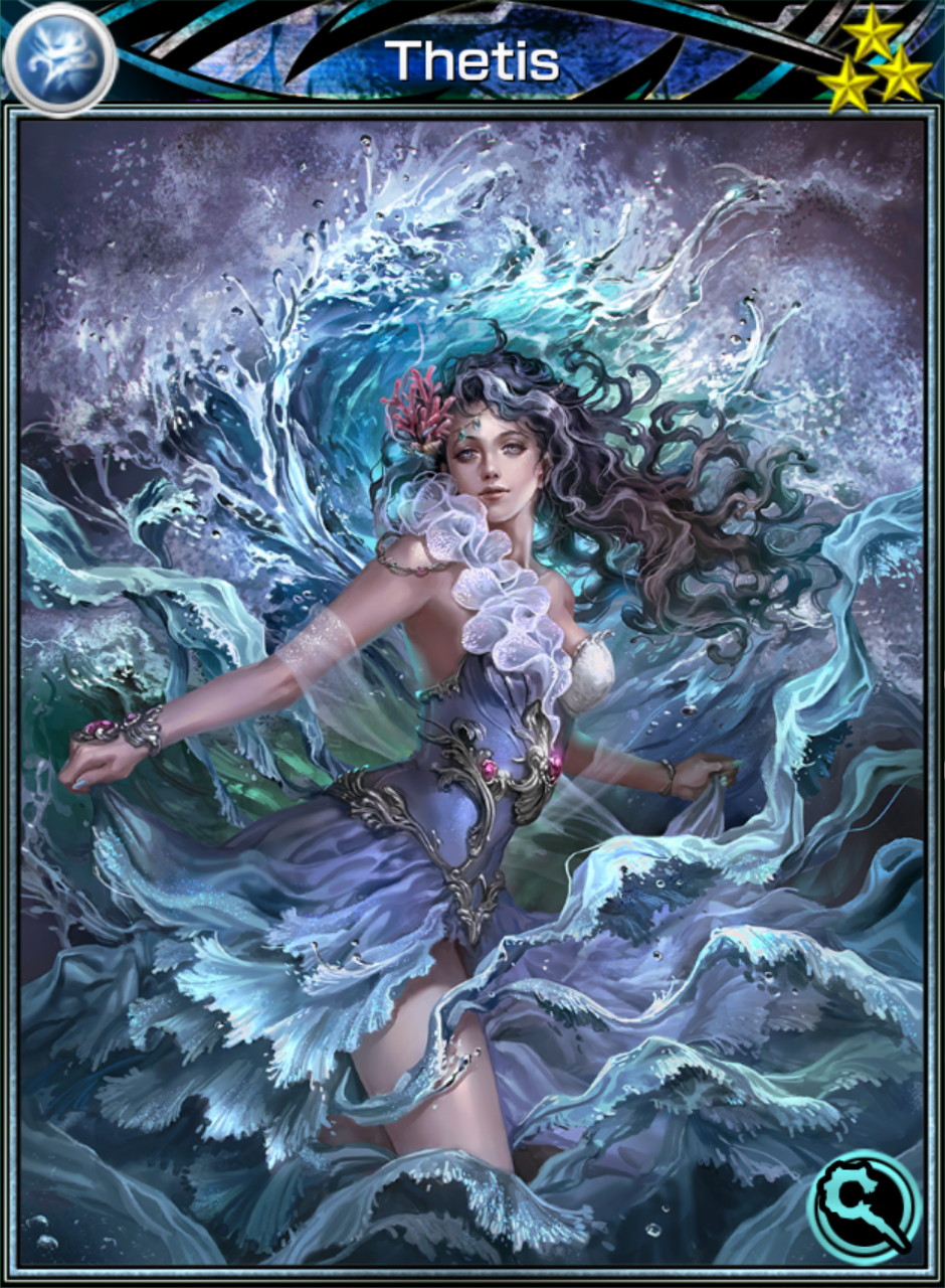 thetis  card