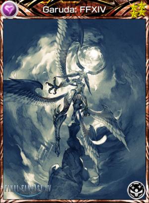 Garuda: FFXIV (Card) - Mobius Final Fantasy Wiki