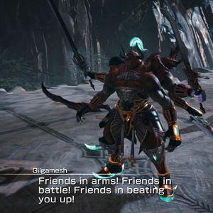 Gilgamesh has friends.jpg