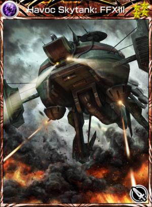 Card 1652 EN Havoc Skytank FFXIII 4.png