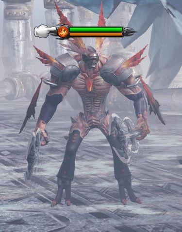 Grudge Ranger (Fire) fight.jpg