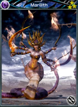 One Source Auto >> Marilith (Card) - Mobius Final Fantasy Wiki