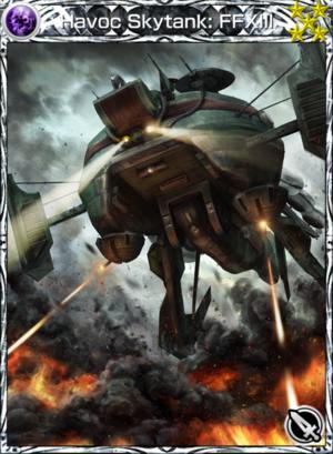 Card 1657 EN Havoc Skytank FFXIII 5.png