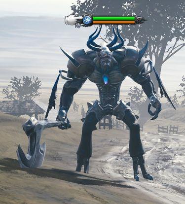 Grudge Fighter (Water) fight.jpg