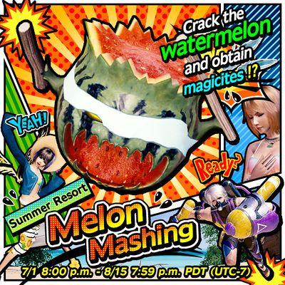Summer Resort: Melon Mashing - Mobius Final Fantasy Wiki
