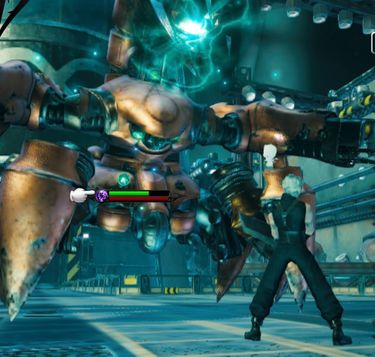 Guard Scorpion III fight.jpg