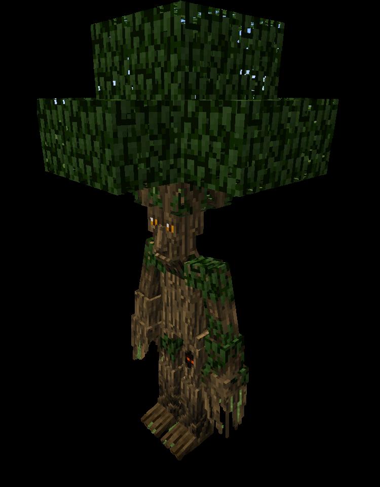 картинка дерева из майнкрафта хорошо