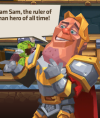 Sam - Official Monster Castle Wiki