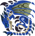 MHW Azure Rathalos Icon.png
