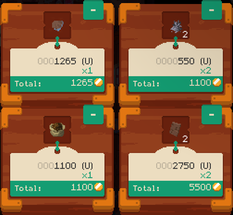 Items - Official Moonlighter Wiki