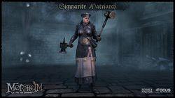 Sigmarite Matriarch