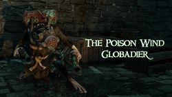 Poison Wind Globadier