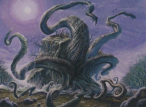 Kraken - MTG Wiki