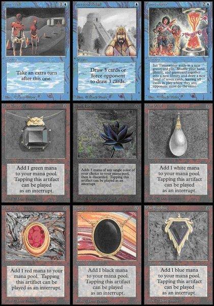 Power Nine Mtg Wiki