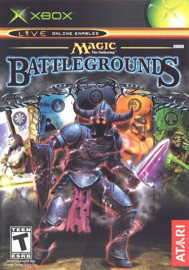 Battlegrounds - MTG Wiki