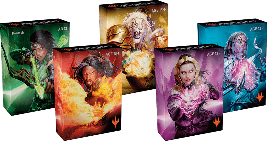Core Set 2019/Welcome decks - MTG Wiki