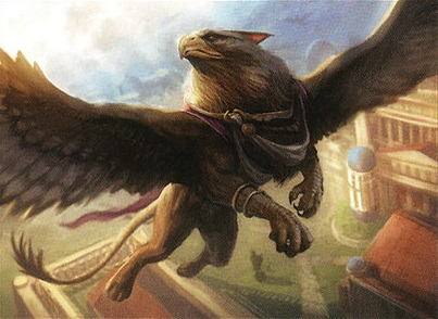 Griffin mtg wiki - A picture of a griffin the creature ...