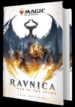 Ravnica War of the Spark novel.png