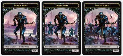 graphic about Mtg Tokens Printable identify Am - MTG Wiki