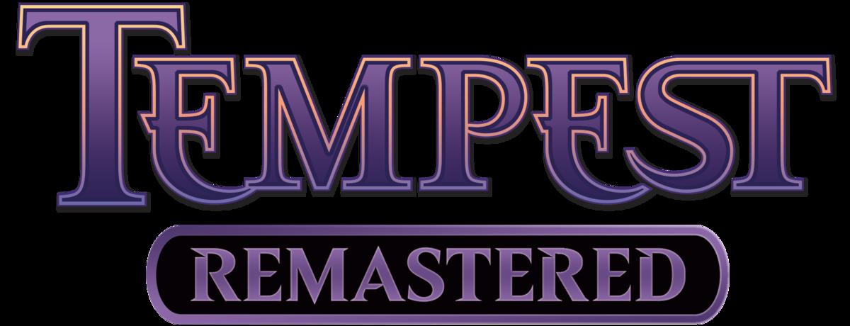 Tempest Remastered - MTG Wiki