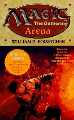 Arena (novel) - MTG Wiki