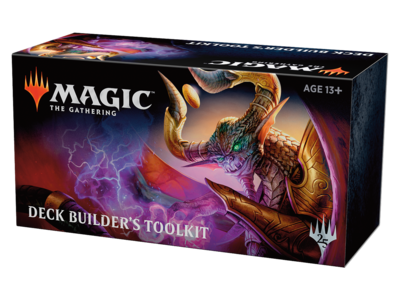 Core Set 2019/Deck Builder's Toolkit - MTG Wiki