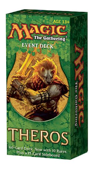 Therosevent Deck Mtg Wiki