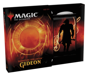 Image result for gideon spellbook
