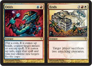 Split card - MTG Wiki