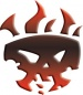 Ravnica block Cult of Rakdos crest