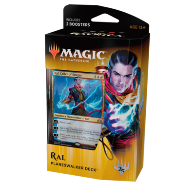 Guilds of Ravnica/Planeswalker decks - MTG Wiki