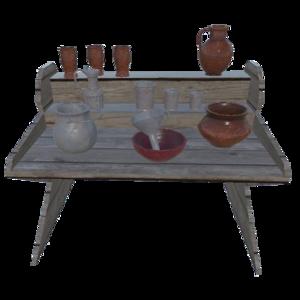 Alchemist`s Table