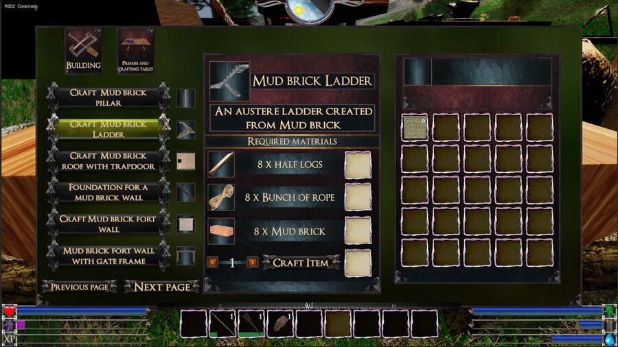 Mud Brick Loader