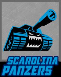 Scarolina Panzers logo.png