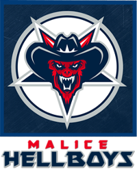 Malice Hellboys logo.png