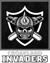 Croakland Invaders logo.png