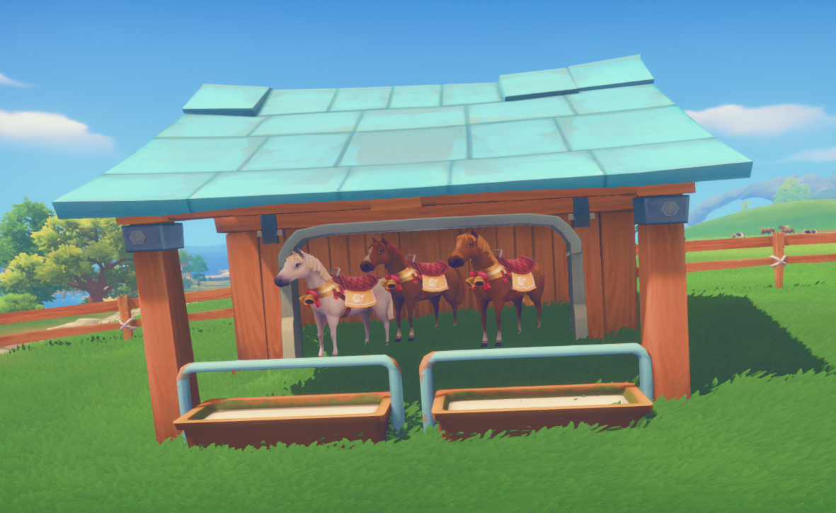 Rent A Horse My Time At Portia Wiki