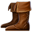 Inventory Feet Leather Professions Leatherworking Leather Lv15.png